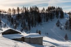 Motto di Bondeno - Inverno