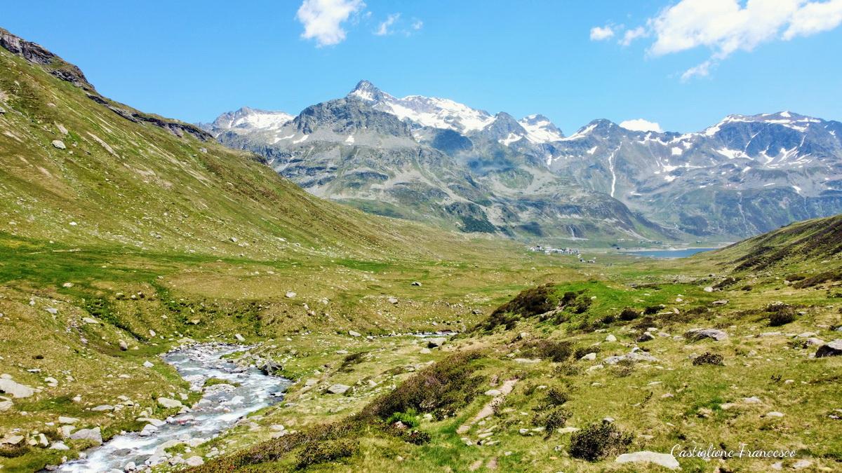 Val Loga verso il Lago