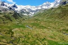 Val Loga verso il Cecchini