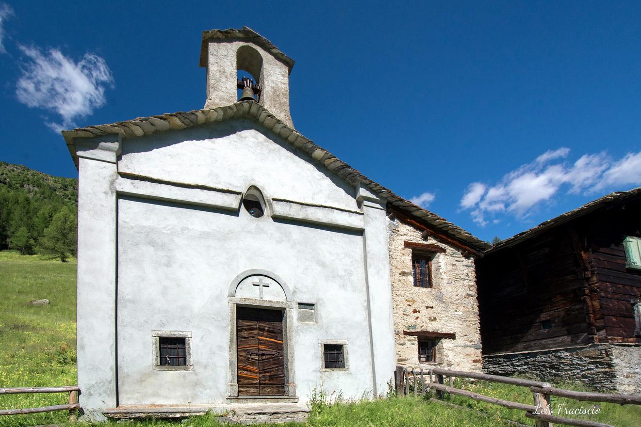 chiesetta di Bondeno